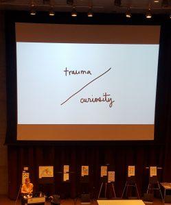 Georgia Webber on trauma theory